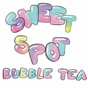 sweet spot bubble tea